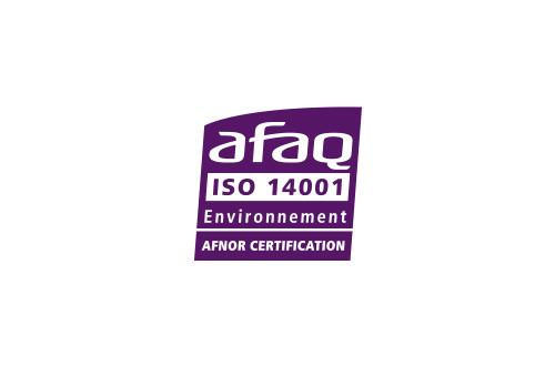Certification AFAQ 14001 Environnement