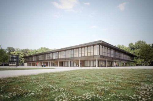 Lycée de Bréquigny à Rennes (35)